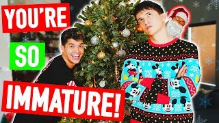 Download You're So Immature! *CHRISTMAS* Video