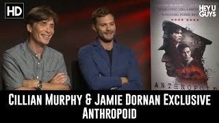 Download Cillian Murphy & Jamie Dornan Exclusive Interview - Anthropoid Video