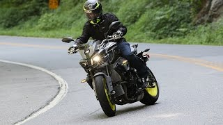 Download 2017 Yamaha FZ-10 First Ride Review Video