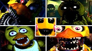 Download PLAY AS ALL CHICA ANIMATRONICS!! Chica Simulator *JUMPSCARES* Video