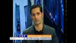 Download Éxito de la vacuna terapeutica contra el VIH / Luis Quevedo Video