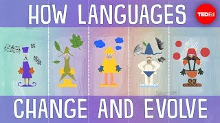 Download How languages evolve - Alex Gendler Video