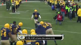Download Eagles @ Packers 2014 (Week Eleven) Video