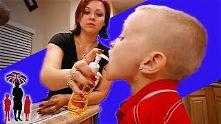 Download Mother Puts Soap Into Her Son's Mouth For Lying | Supernanny Video
