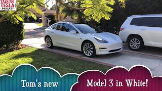 Download Model 3 Walk-through With Tom Wolfson of Talking Tesla Podcast Video