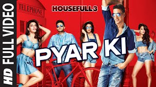 Download Pyar Ki Full Video Song | HOUSEFULL 3 | Shaarib & Toshi | T-Series Video