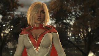 Download Injustice 2 - All Powergirl Intro Dialogues! Video