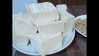 Download Đậu Hủ - Món Chay - Cách đơn giản để tự làm Đậu Hủ, Tofu tại nhà với Giấm 25% và Muối by Vanh Khuyen Video