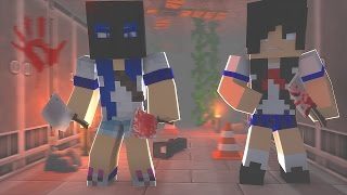 Download ASSASSINO ENCONTRA A YANDERE : MURDER A SÉRIE MINECRAFT Video