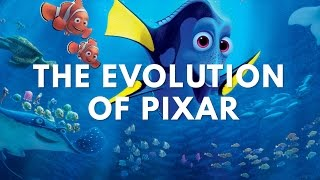 Download The Evolution of Pixar Video