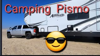 Download Camping at Pismo Beach Dunes. This is how we roll. Air Tire Deflators info Below. Video