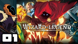 Download Let's Play Wizard of Legend - PC Gameplay Part 1 - Overwhelming Firepower Video