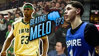Download LaMelo Ball vs LeBron's HS Was A Movie! How St. Vincent-St. Mary Prepared For LaMelo & Spire 😱 Video