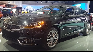 Download 2018 KIA Cadenza Review - Walkthrough, Features & Specifications Video