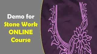 Download STONE WORK - DEMO Video - Online Course Video