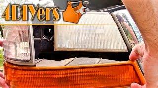 Download DIY: 98-00 Ford Ranger Parking Light & Headlight Removal Video
