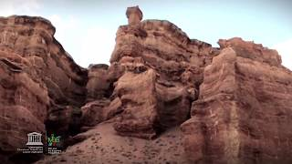 Download Charyn Biosphere Reserve, Republic of Kazakhstan Video