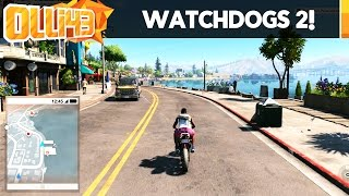 Download Watch Dogs 2 Gameplay : Exploring the Map Free Roam! Video