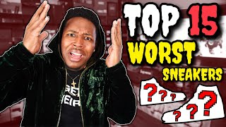 Download TOP 15 WORST SNEAKERS OF 2018 SO FAR!!! DON'T BE TRIGGERED! Video