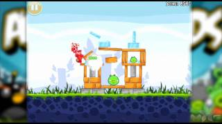 Download Angry Birds Poached Eggs Level 1-9 Video