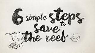 Download 6 Simple Steps to Save the Reef | Protect the Great Barrier Reef! Video