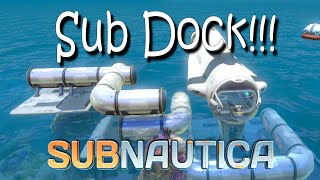 Download Subnautica Cyclops Docking Station Build and Sea Base! 1080p PC Video