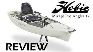 Download Hobie Kayak Review - Mirage Pro Angler 12 Video