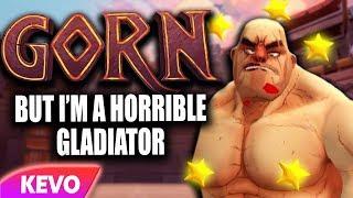 Download Gorn VR but I'm a horrible gladiator Video