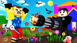 Download Minecraft - HELLO NEIGHBOR - BLOW UP THE NEIGHBOR! Video