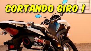Download Honda Bros 160 Cortando Giro ! Video