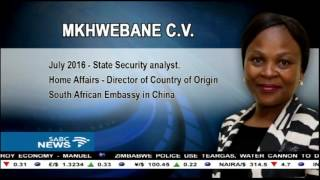 Download Learn more about Adv. Busisiwe Mkhwebane Video