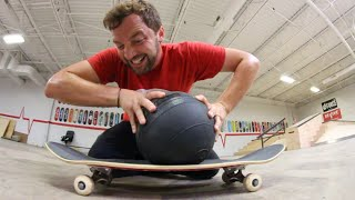 Download ReVive Skateboards Strength Test / MEDICINE BALL Video