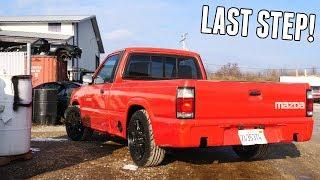 Download LAST STEP Before the Drift Truck RUNS! Video