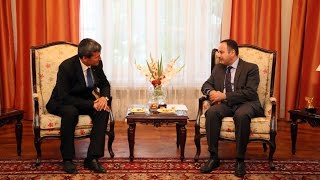 Download Minister of Finance meets with Turkmenistan Foreign Minister Video