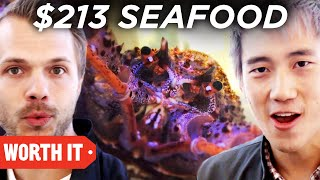 Download $3 Seafood Vs. $213 Seafood • Australia Video