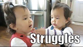 Download Twin Struggles - October 24, 2015 - ItsJudysLife Vlogs Video