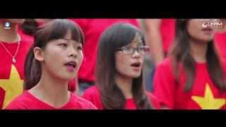 Download TỔ QUỐC GỌI TÊN MÌNH - [MV Official ] FULL HD (HSV TP HN & CHAM VIETNAM) Video