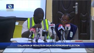 Download Collation Of Results In Osun Governorship Election Pt.2 |Osun Decides| Video