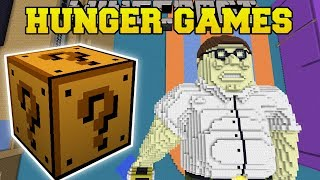 Download Minecraft: FAMILY GUY FAMILY ROOM HUNGER GAMES - Lucky Block Mod - Modded Mini-Game Video