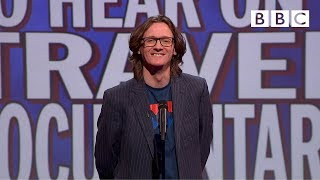 Download Unlikely things to hear in a travel documentary   Mock the Week - BBC Video