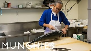 Download On the Art and Practice of Sushi: The Sushi Chef with Masaharu Morimoto Video