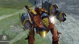 Download Battling Against My Own Clan | HIGHEST LEVEL HANGARS | War Robots Video