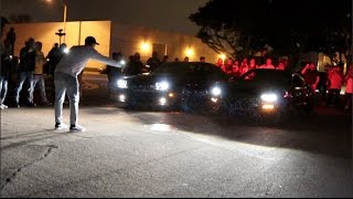 Download STREET RACERS RUN FROM THE COPS! Video