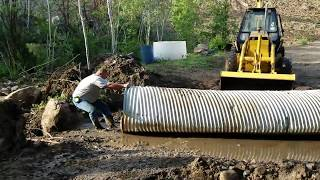 Download Off Grid Living: DIY Culverts Video