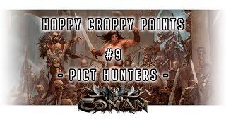 Download Happy Crappy - Conan #9 - Pict Hunters Video