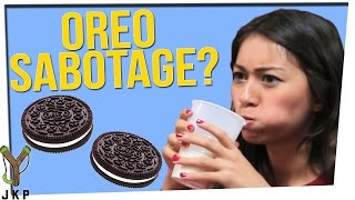 Download Oreo Challenge l Creme Filled Surprise! Video