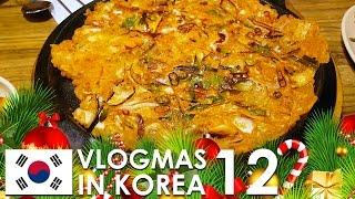 Download VLOGMAS IN KOREA 🇰🇷 🎄 #12 - Korean dinner in Yeongdeungpo Video