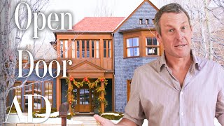 Download Inside Lance Armstrong's Aspen Home | Open Door | Architectural Digest Video