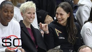 Download Sue Bird Opens Up About Being Gay And Dating Megan Rapinoe | SportsCenter | ESPN Video
