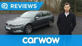 Download Volkswagen Passat Estate 2018 in-depth review | Mat Watson Reviews Video